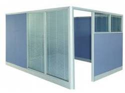 Brown Aluminium Aluminum Cabin Door, Thickness: 1MM, Material Grade: Aluminim