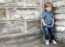 Fancy Casual Wear Nandi Kids Jeans