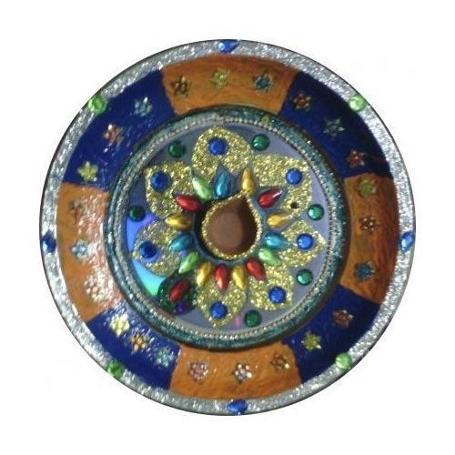 sc 1 st  IndiaMART & Aarthi Plate - Decorative Aarti Plate Manufacturer from Chennai