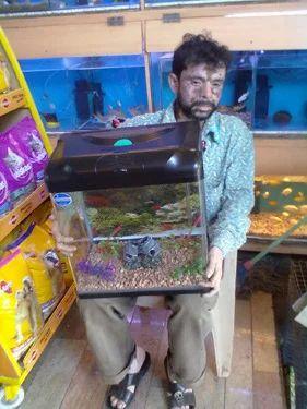 Aquariums Accessories Exotic World Fish Aquarium Pet Shop