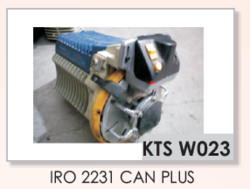 IRO 2231 Can Plus Weft Feeder