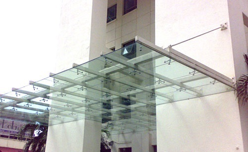 Glass Canopy Canopy Spider Fitting Wholesale Trader From