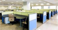 PVC and Marble Office Partitions