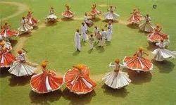Ghoomar  Dances