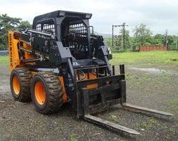 Skid Steer Loader Pallet Forks