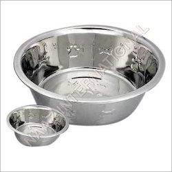 Embossed Pet Bowls