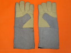 Kevlar Aramite Leather Hand Gloves