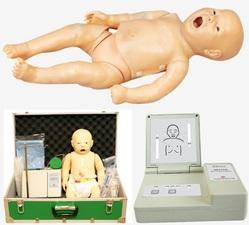 Full Functional Neonatal CPR and Nursing Manikin