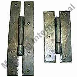 Hand Forged Iron H Hinge