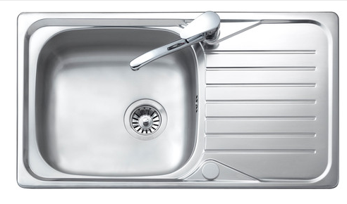Stainless Steel Kitchen Sink At Rs 600 Piece Bawana