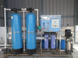 Filter RO Plant