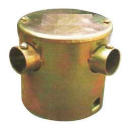 Zinc Plated Concealed Boxes