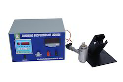 CI Stainless Steel Time Pressure Apparatus, for Laboratory, Packaging Type: Box