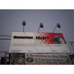 LED Sign Board - Ss latter backlet signage Manufacturer from New Delhi