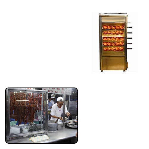 Chicken Machine for Hotels