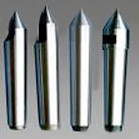 Stspl Carbide Tipped Male Centers, Material Grade: Ferrous As Well As Non Ferrous