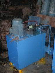 AC Hydraulic Power Packs