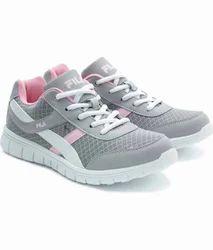 Fila Gray Sports Shoes For Women