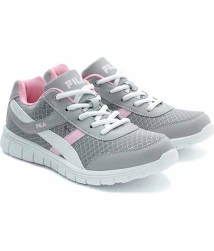 d385be7fa024 Fila Gray Sports Shoes For Women