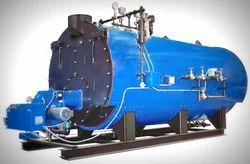 Dry Back Boiler