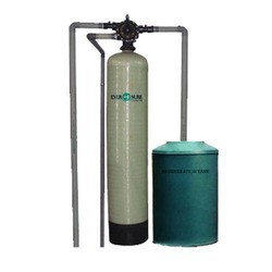 Industrial Up Flow Softener