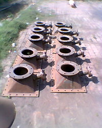 Anycast Mild Steel Adapters, For Pipe Link Works