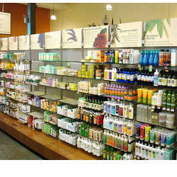 Pharmacy Products Display Racks