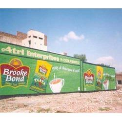 Advertising Hoarding Boards Printing Services
