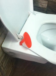 Urinal Clip For Western Toilet