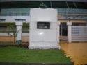 GRP Customized Security Cabin