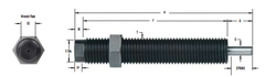 ACE Industrial Shock Absorbers SC