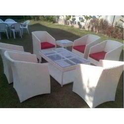 garden rattan furniture set - Garden Furniture Delhi