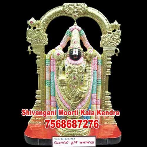 Marble Tirupati Balaji Statue Tirupati Balaji Murti
