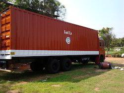 Freight Van Container
