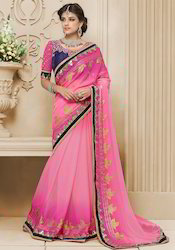 Traditional Style Saree