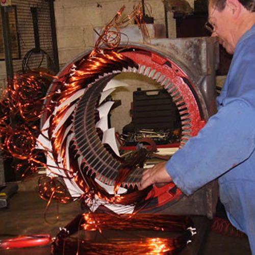 Rewinding of motors tenders dating