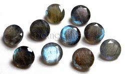 Labradorite Faceted Round