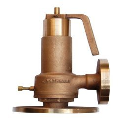 Bronze IBR Pop Type Safety Valves