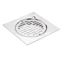 Floor Drain With Grating