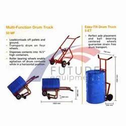 Drum Handler Tilter & Lifter Drum Trolley