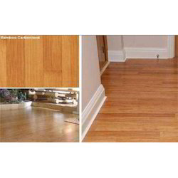 Bamboo Carbonised Hardwood Flooring
