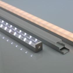 Surface Profile For LED Strip