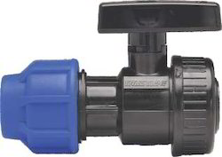Compression and Female Ball Valve