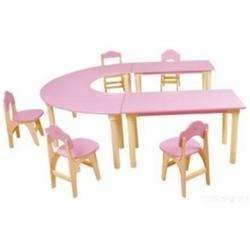 U Shape Table Set at Rs 19500 /piece | Kids Furniture | ID: 4815788688