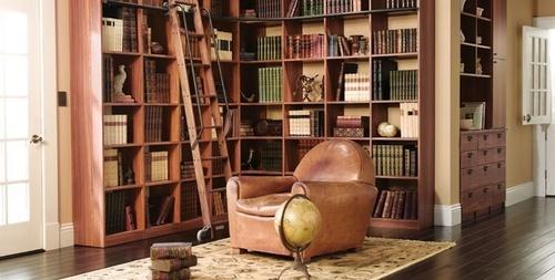 Charming Customized Bookshelf