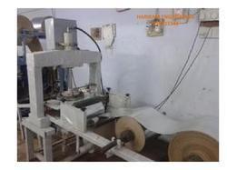 Automatic Hydraulic Thali Making Machine Vertical