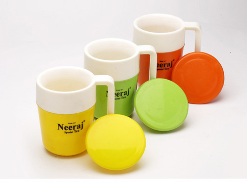 Plastic Coffee Mugs With Lid