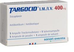 Targocid 400 Mg