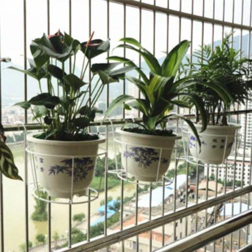Balcony Flower Pot Holder