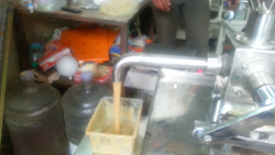 Ginger Garlic Pickle Paste Filling Machine